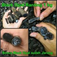 Bahan Black Opal Ranting 1 Kg Natural