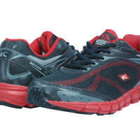 Spotec: Dynamo Running Shoes - Blk/Red
