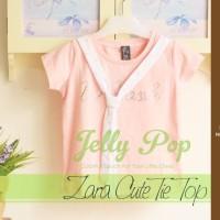 Baju Anak Permpuan Import - Zara Cute Tie Top