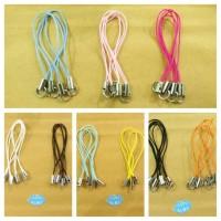 Bahan Aksesoris Handmade kalung gelang craft | aplikasi gantungan hp