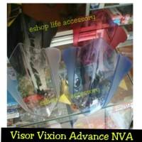 Aksesoris Visor headlamp Yamaha New Vixion Advance NVA