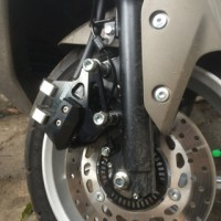 Cover Kaliper Motor Matic