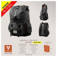 VISVAL ABIGAIL-Tas Ransel/Backpack Keren Trendy Stylish Laris!!