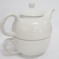 Mug & Tea Pot (With Filter)