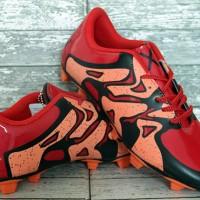 Sepatu Bola Adidas X.15 Chaos Merah murah & berkualitas Terbaru 2016
