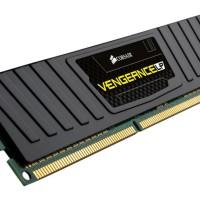 Corsair DDR3 Vengeance Black PC12800 8GB (2X4GB) - CML8GX3M2A1600C9 LP