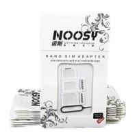 NOOSY 3 in 1 Nano Micro Standart Tempat SIM Card Adapter Tray Holder