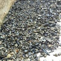 Rough/bahan kalimaya black opal banten (500 gram)