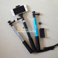 Original Tongsis Monopod Attanta Anti Karat Waterproof GoPro & HP