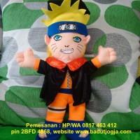 Boneka Wisuda Naruto 40 cm