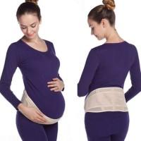 Breathable Elastic Maternity Sabuk Penyangga Perut Hamil