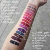 LA Splash Lip Couture ( Lipstick Import )