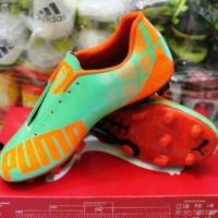 Sepatu Bola Puma Hijau Orange
