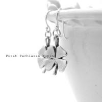 Four leaf / Perhiasan anting monel / stainless steel