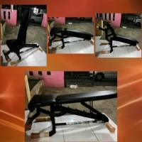 Bangku Fitnes/adjustable multifungsi