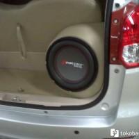 custom audio box speaker ertiga