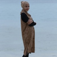Outer Renang Muslimah By Assila Mira Style