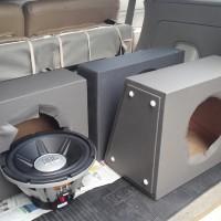 custom audio box speaker universal volume besar 12inch