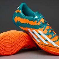 Jual Sepatu Futsal Adidas Messi 10.3 IN Orange Original Terbaru 2015