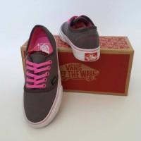 Sepatu Vans California Gray Pink