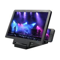 Enlarge screen kaca pembesar layar HP saat menonton video atau youtube
