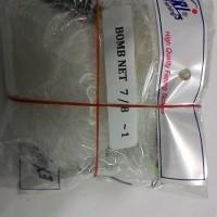 EXORI FISHING NET 2 JARING / BOMB NET / MANCING TANPA KAIL