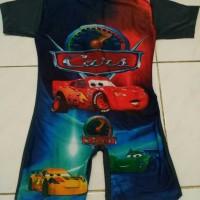 Baju renang anak diving SD car