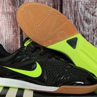 Sepatu Futsal (Nike CTR 360 Hitam Grade Ori)