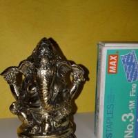 Arca Kuningan Ganesha 7 cm