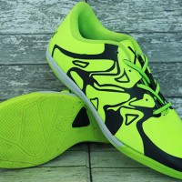 Sepatu Futsal Adidas X.15 Chaos Hijau Stabilo Murah Terbaru