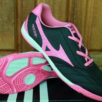 Sepatu Futsal Mizuno Neo X Hitam Pink Murah Terbaru