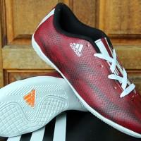 Sepatu Futsal Adidas Adizero F50 Haters Maroon Murah Terbaru