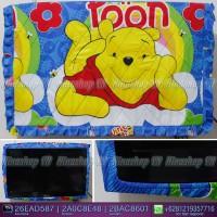 Cover TV,bando TV,Tutup TV LED/LCD Winnie the pooh