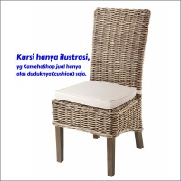 Dining Chair Cushion (Export Quality) - Alas Duduk Bantal Kursi Makan