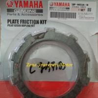 Kampas Kopling Set Yamaha 5BP Byson (5pcs)