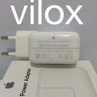 charger adaptor adapter cas new ipad 12 watt 1 2 3 4 air mini ORI BOX
