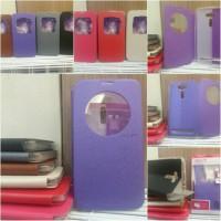 Cover Asus Zenfone 2 Laser 6.0 ZE601KL Flip Case Ume Classic