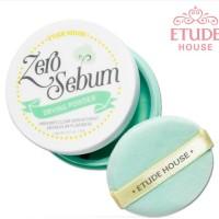 Zero sebum drying powder 6 gr/bedak/cosmetic/korea/original/etude
