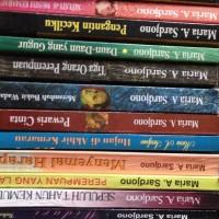 Buku Koleksi Novel Karangan Maria A. Sardjono
