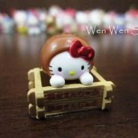Miniatur Hello Kitty Mini Figure