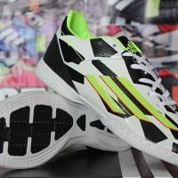 sepatu futsal Adidas F50 Battlepack Hitam Putih Grade Ori