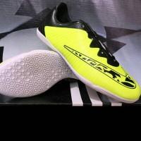 Sepatu Futsal Nike Elastico Finale hijau stabilo