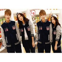 COUPLE JAKET NYC 68 BLACK MISTY