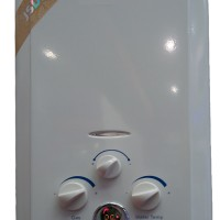 Italina Water Heater Gas GWH-6 IT Low pressure Instant 6 Ltr
