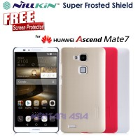 Hardcase HUAWEI Ascend Mate 7 : NILLKIN Super Frosted ( + FREE SP)