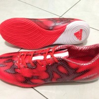 Sepatu Futsal Adidas Adizero F50 Solar Red