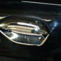 Outer + Cover Handle Datsun GO Chrome