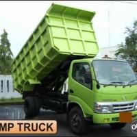 Jasa Angkutan Barang dan Material Bangunan