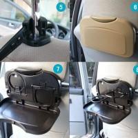 Car organizer bottle holder back seat holder botol tempat barang mobil