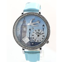 MiniWorld Korea Watch -Fly To Paris Mini Elegant Fashion Watch